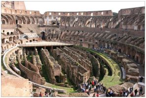 The colosseum by TheEpilogueOfLife