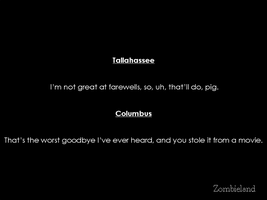 The BEST Goodbye Ever by AshofaBlackRose