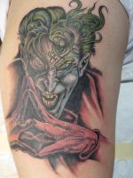 half sleeve, round one by Nelson23163
