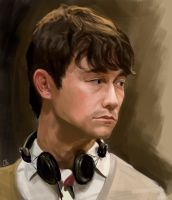500 days of Summer - JGL by Namecchan