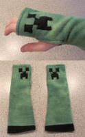 Creeper Gloves by Like-a-Surr