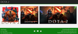 DotA 2 - Icon 2 by Crussong