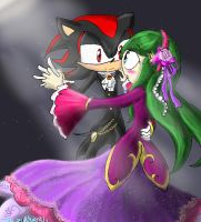 Shadow x Starla Dance by HezuNeutral