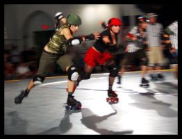 houston roller derby 112 by JamesDManley