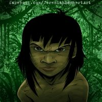 Jungle Book - July 2014 - The Art Jams by JeremiahLambertArt