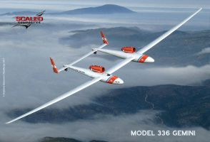 Scaled Composites 336 Gemini by Bispro