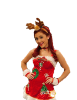 PACK 3 PNG ARIANA GRANDE by dnic2