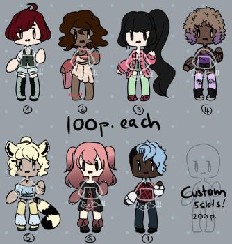 (OPEN) Cheap 100p Cheebs by RottenRiceball