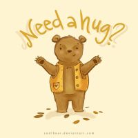 Need A Hug? by CodiBear