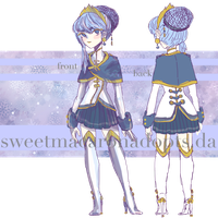 { a: Winter General }[CLOSED] by SweetMacaronAdopts