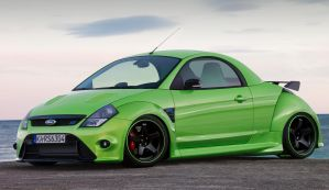 FORD STREET-KA RS by dem-fuzl