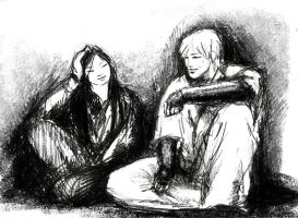 conversation by yuhime