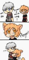 He knows how to do it by Damian-Fluffy-Doge