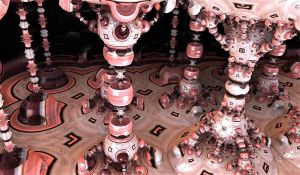 pattern bulb columns by Andrea1981G