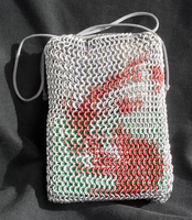 Red Mana Deck Bag by Tarliman