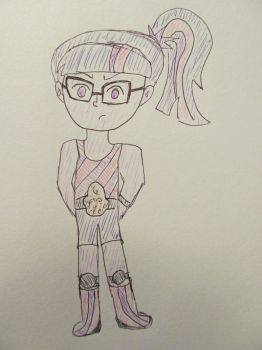 Twilight Sparkle Pro Wrestler - Request! by SStwins
