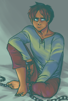 Chained Up by singingcatartist12