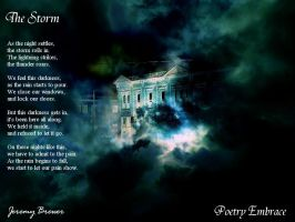 The Storm by PoetryEmbrace