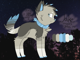 .:: Jake ::. REF by iJakeii