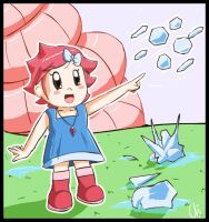 Little Kumatora Learning PSI by KrisCG