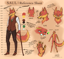 Saul Reference by AudioHeist
