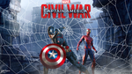 CAPTAIN AMERICA CIVIL WAR by DavidCreativeDesigns