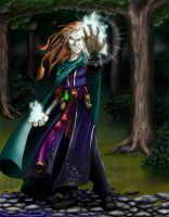 Archmage by Pointy-Eared-Fiend