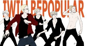 APH - Who's Popular Now by PPitte