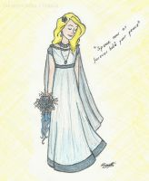 Annabeth - Wedding Day by DanyDaniella