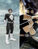 Mike Morrison (Black Ranger) by BlueStar05