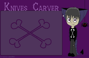 Another Layout for Knives... by Evil-Hamster-O-Doom