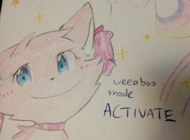 Weeaboo mode activate by Milkii-Ways