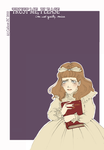 Mrs M. 10 The little girl by Calicot-ZC