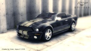 2005 FordMustang in NFS9 Style by view