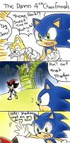 The Damn 4th CHAOS EMERALDS by chobitsG