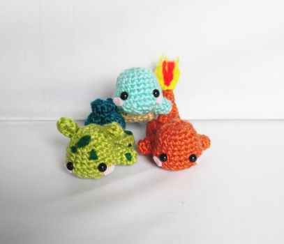 Kanto Poke'mon Stackers by milliemouse579