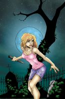 Buffy by TheNormal1