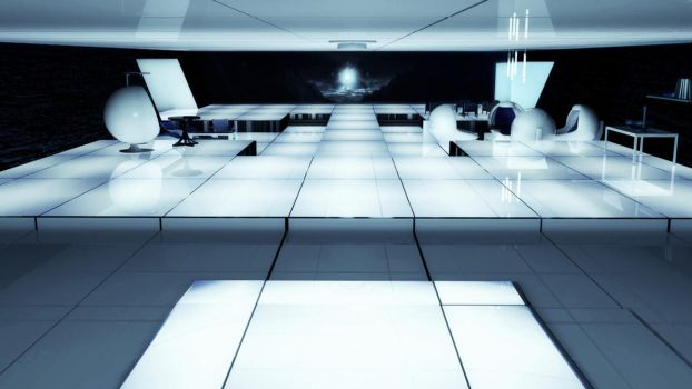 Tron Room by KevonIori