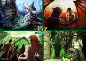 OZ Cards by Del-Borovic