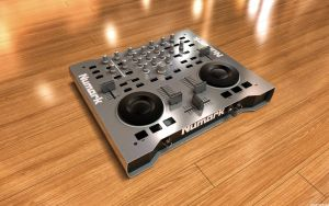 numark omni control 3d final by 3DEricDesign