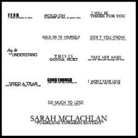 Sarah Mclachlan text brushes by ghostgoodthing