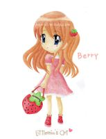 [OC] Berry by kawaiimiu