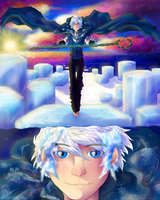 Jack, the Winter Prince contest entry by HezuNeutral