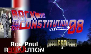 Ron Paul - Constitutionalist by ParapaDrifter