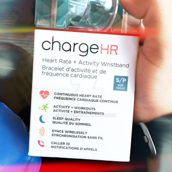 Fitbit Charge HR by MK-cee