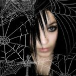 Spiderwebs by the-goth-fairy