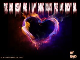 True  love  never  have  happy end by RAIS1