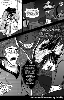 Tame Webcomic - CH5 Page 11 by Tailzkip