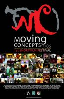 Moving Concepts Poster by JPacena