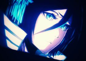 Rukia Bankai - Bleach 570 by BlackAnime15